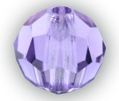 SP5000 8mm Violet Round Bead PQ 12