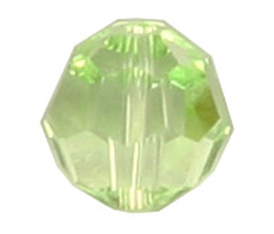 5000 6mm Chrysolite Bead PQ 24