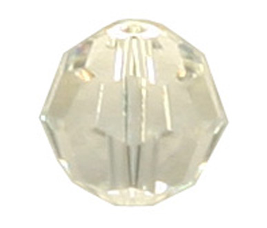 5000 7mm Crystal Round Bead PQ 12