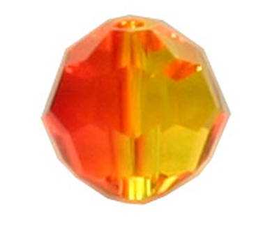 5000 6mm Fire Opal Bead PQ 24