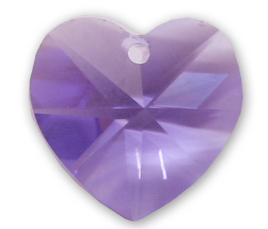 6202 18mm Violet Heart Pack Qty 2