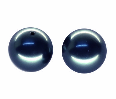 5810 6mm Crystal Petrol Pearls PQ 100