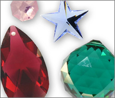 Swarovski Strass and Pendants