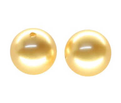 5810 5mm Gold Pearls PQ 100