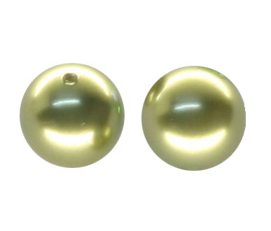 5810 5mm Light Green Pearls PQ 100