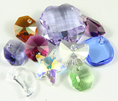 Assorted Swarovski Products