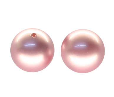 5810 5mm Powder Rose Pearls PQ 100