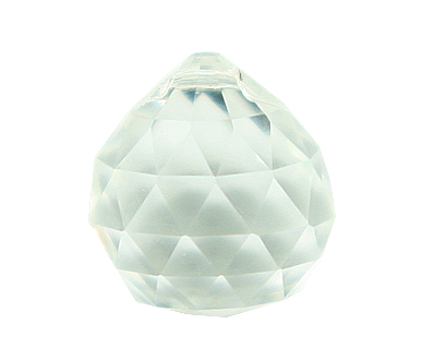 SL8550 15mm Crystal Sphere Pack of 12