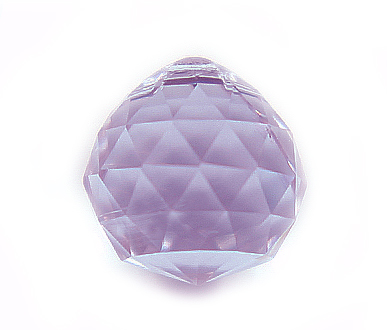 SL8550 15mm Violet Sphere Pack of 12