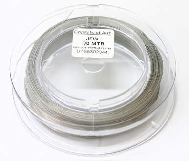 JFW Japanese Nylon Coated Stainless Steel Wire 30 Mtrs